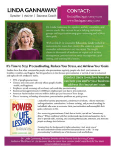 Book Linda Gannaway as your next guest speaker